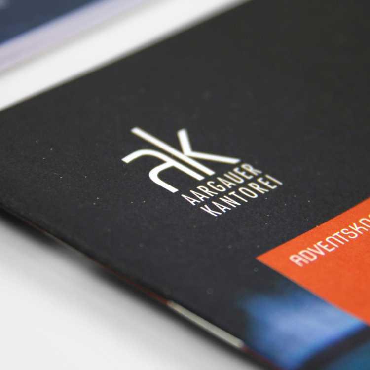 Aargauer Kantorei, Corporate Design