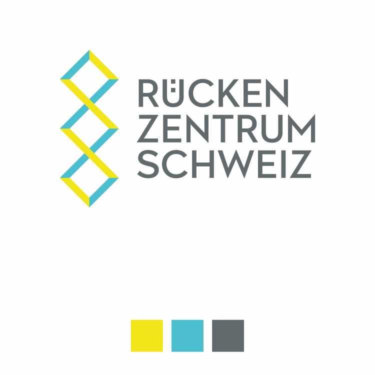 Ruckenzentrum Schweiz, Logo