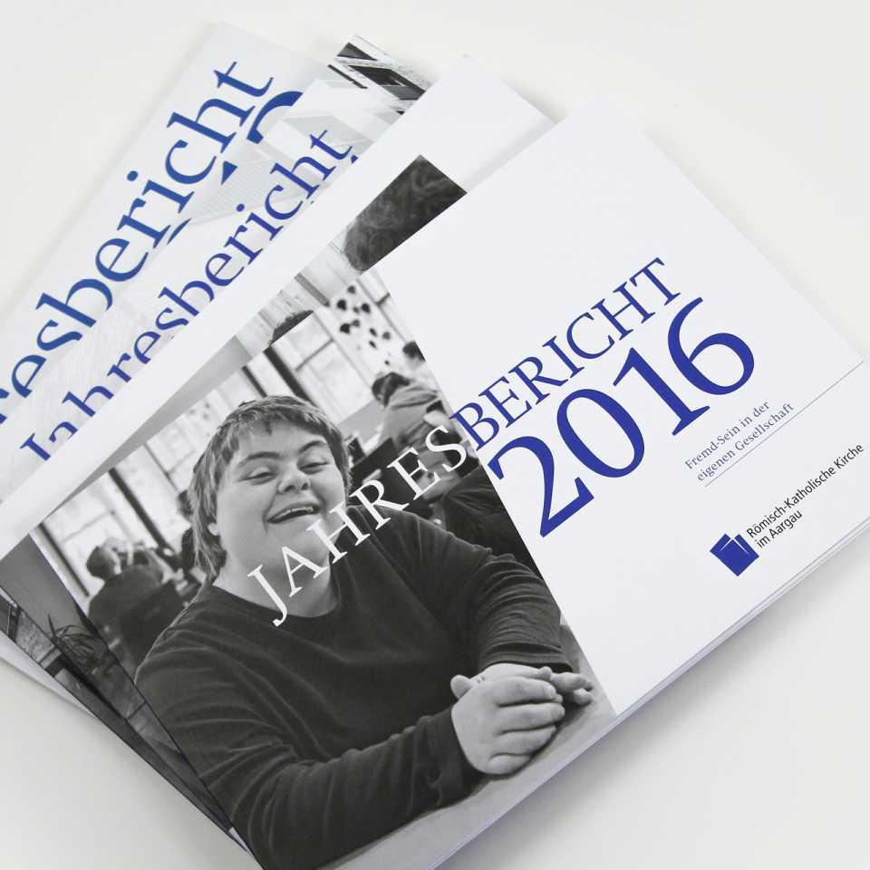 Römisch-Katholischen Kirche Jahresbericht 2016