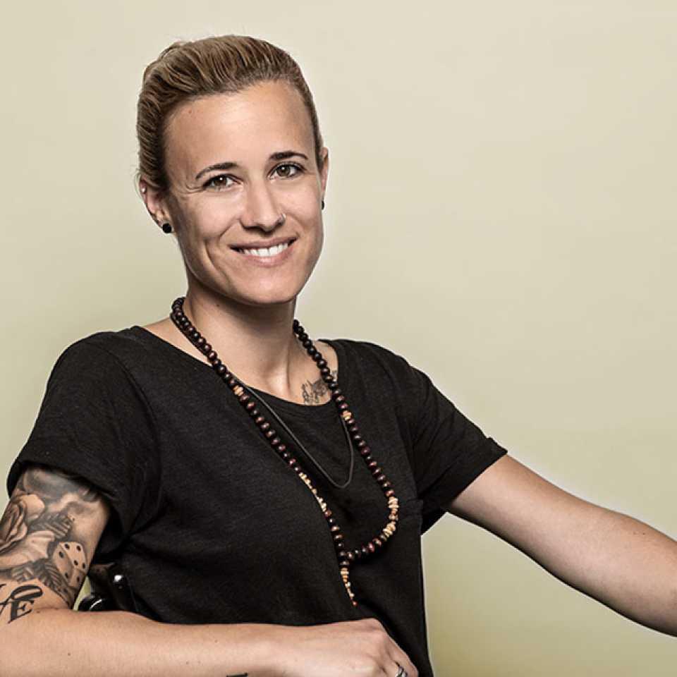 Neu im Team: Romana Gassmann