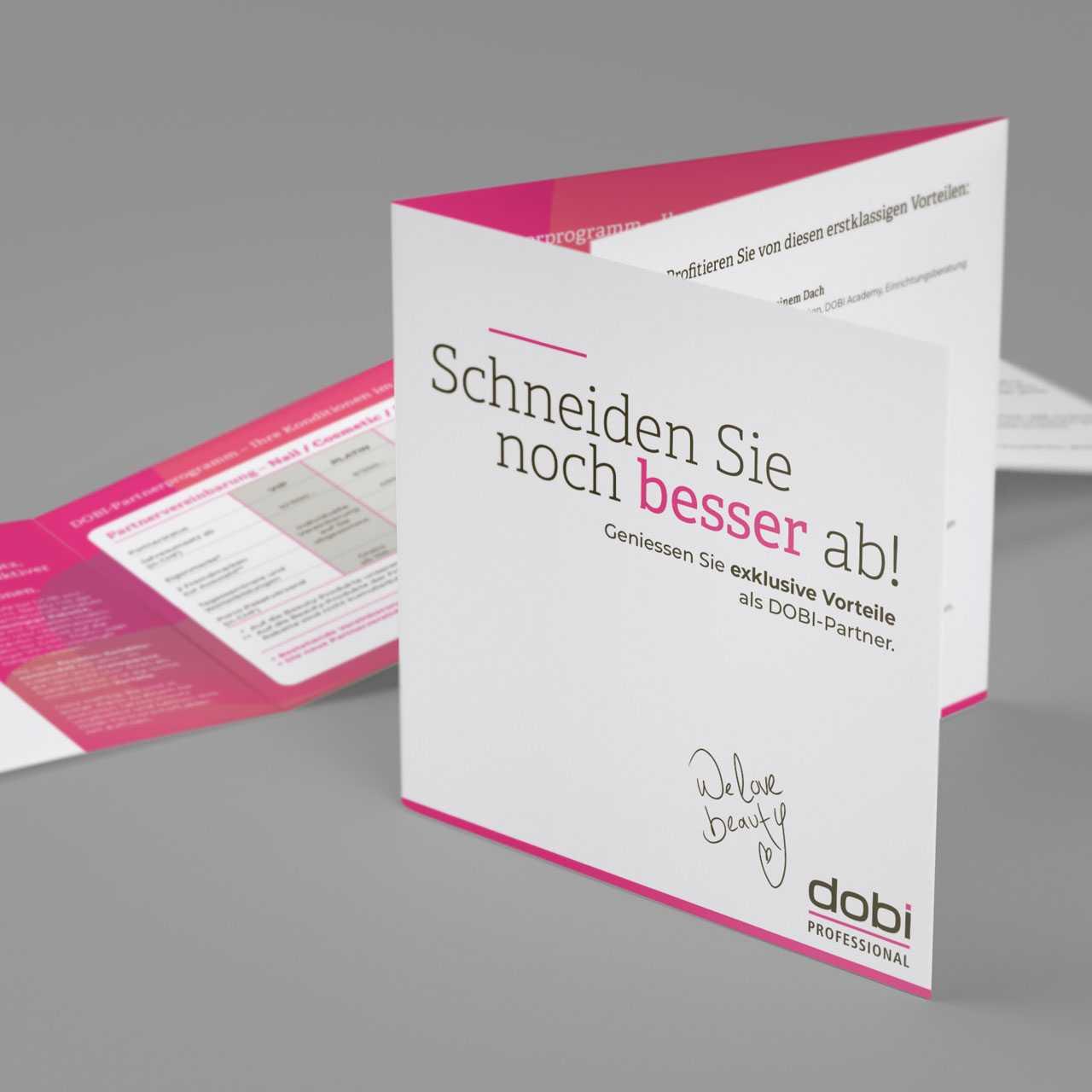 DOBI-Inter AG, Directmailing