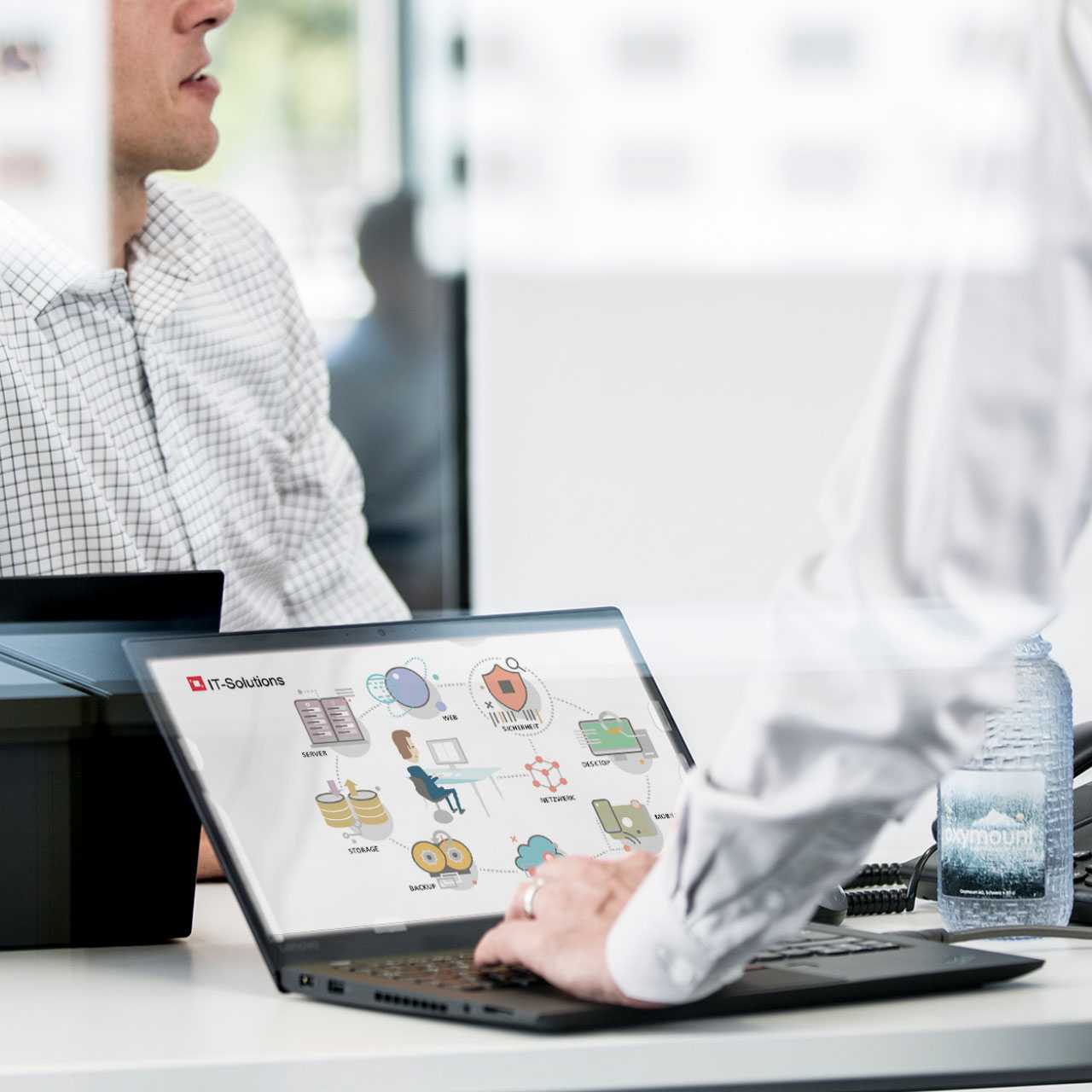 Econis AG: Video und Unternehmenspräsentation