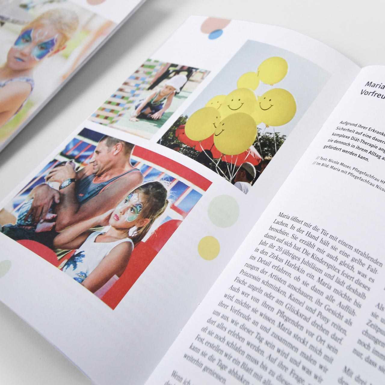 Kinderspitex Nordwestschweiz Jahresbericht 2016