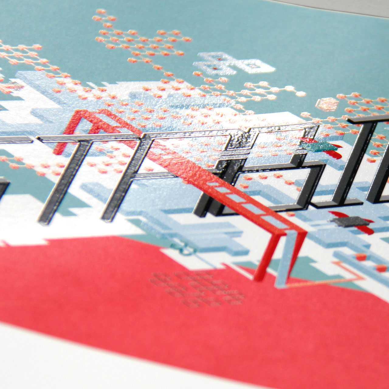 STABILIT Informatik AG: Imagebroschüre, UV-Lack-Print