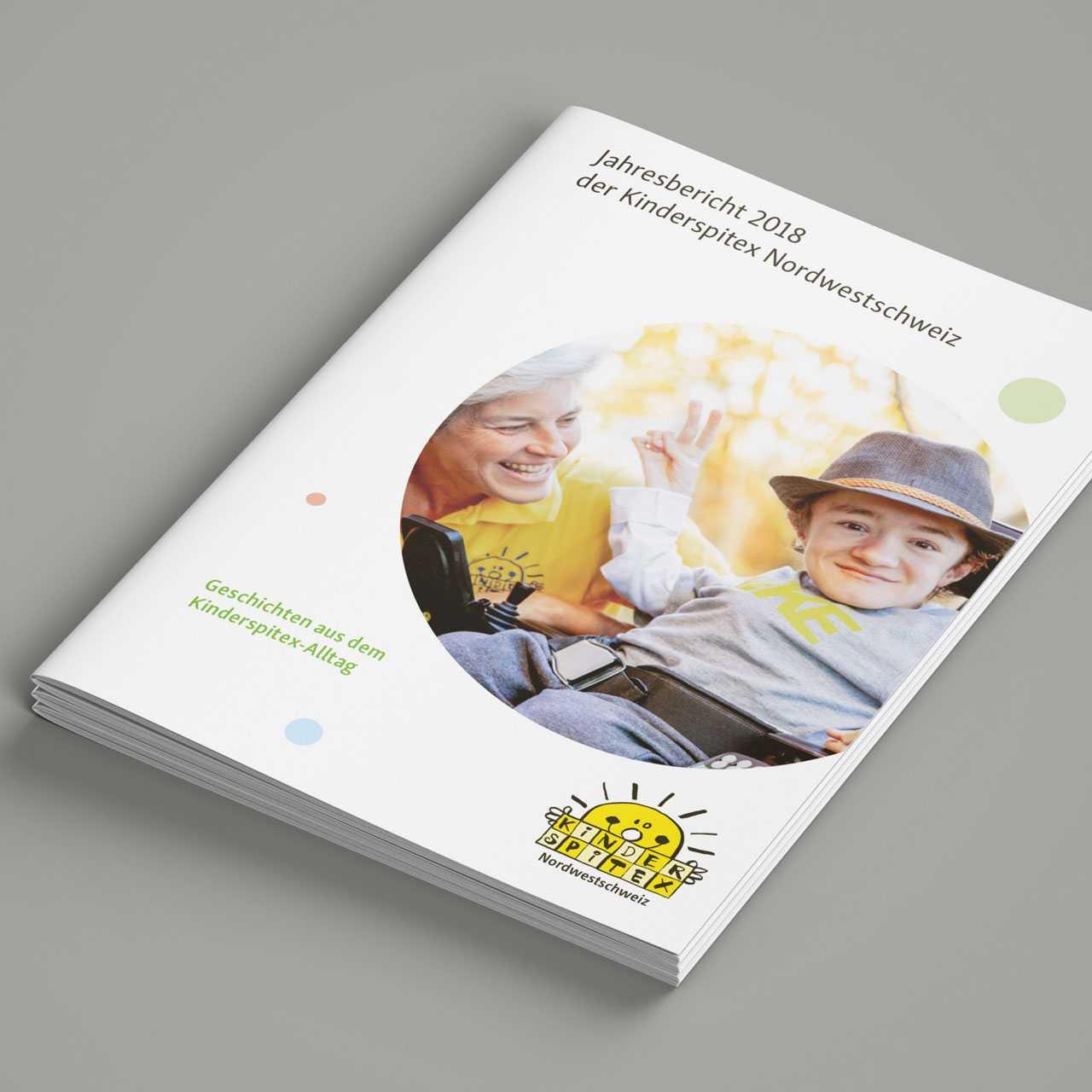 Kinderspitex Nordwestschweiz, Geschäftsbericht 2018