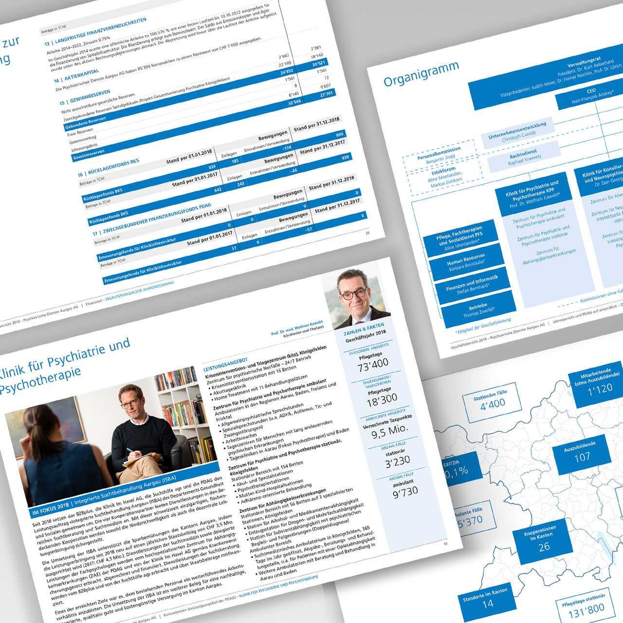 PDAG, digitaler Geschäftsbericht